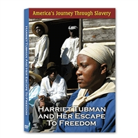 America's Journey Through Slavery: Harriet Tubman and Her Escape To Freedom DVD