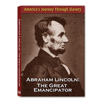 America's Journey Through Slavery: Abraham Lincoln: The Great Emancipator DVD