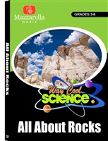 Way Cool Science II: Rocks and Minerals DVD