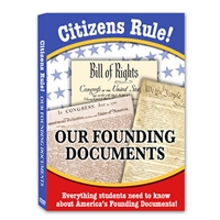 Citizens Rule: Our Founding Documents DVD