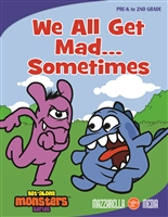 Get Along Monsters: We All Get Mad (Sometimes) DVD