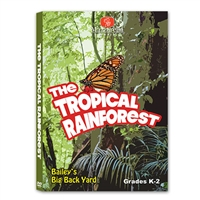 Bailey's Big Backyard: Rainforest Adventure DVD