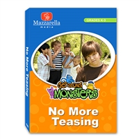 Get Along Monsters: No More Teasing DVD