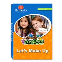 Get Along Monsters: Let's Make Up DVD