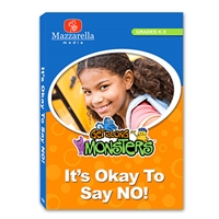 Get Along Monsters: It's Okay To Say No DVD