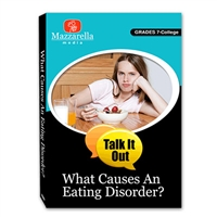 Talk It Out: What Causes Eating Disorders? DVD