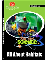Way Cool Science II: Habitats DVD