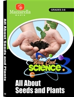 Way Cool Science II: Seeds and Plants DVD
