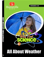 Way Cool Science II: All About Weather DVD