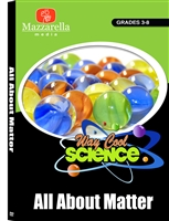 Way Cool Science II: All About Matter DVD