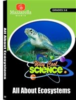 Way Cool Science II: Ecosystems and Biomes DVD