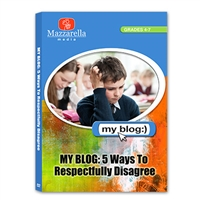 My Blog: 5 Ways To Respectfully Disagree DVD