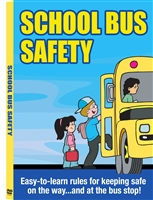 Kids For Safety: School Bus Safety DVD