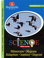 Hibernate, Migrate, Adaption, Instinct, Imprint DVD