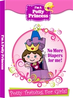 I'm A Potty Princess DVD