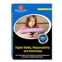 Digital Safety, Responsibility and Awareness: Grade 6-8 DVD