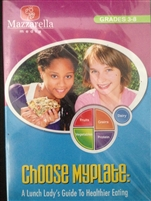 Choose My Plate: A Lunch Lady's Guide To Healthier Eating DVD