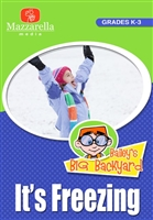 Bailey's Big Backyard: It's Freezing DVD