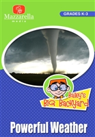 Bailey's Big Backyard: Powerful Weather DVD