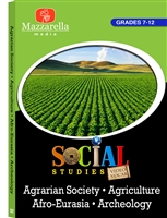 Agrarian Society, Agriculture, Afro-Eurasia, Archeology, Civilization