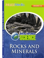 Rocks and Minerals DVD