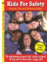 Kids For Safety: Bicycle, Fire, Personal DVD
