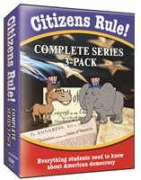 Citizen's Rule Series (3 DVD Set)