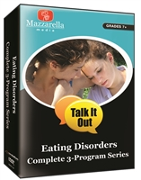 Talk It Out : Eating Disorder Series (3 DVD Set)