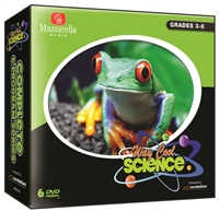 Way Cool Science II DVD Series (6 Pack)