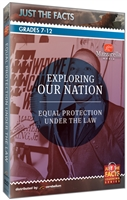 Just the Facts: Exploring Our Nation: Equal Protection Under the Law DVD