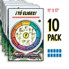 Mini Spanish Kelso's Choice Wheel Posters (10 Pack)