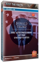 Just the Facts: Exploring Our Nation: Donald Trump: The 45th President of the United States (GH5334)