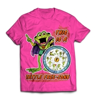 Kelso Tattle Free Zone T-Shirt