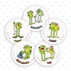Kelso Individual Character Stickers (GH5462)