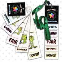 Kelso's Character Lanyard (GH5463)