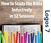 How to Study the Bible Inductively (12 Sessions)