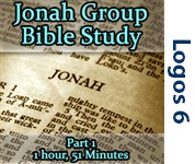 Bible Study: Jonah, Part 1/6
