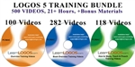 LOGOS 5 - DVD & DOWNLOAD BUNDLE: Overview & Best Practices