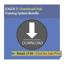 LOGOS 7 Training System Bundle - DOWNLOAD ONLY