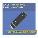 LOGOS 7 Training System Bundle - USB ONLY