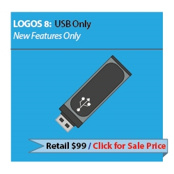 LOGOS 8 Training System Bundle - USB