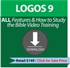 LOGOS 9 All Features Only Training - Download