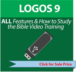LOGOS 9 All Features Only Training - USB Only