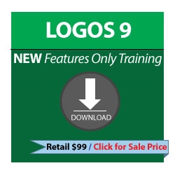 LOGOS 9 New Feature Only Training - Download