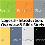 Logos 5.0 Overview/Training/Introduction