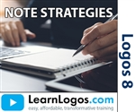 Note Strategies for Logos Bible Software