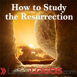 How to Study the Resurrection