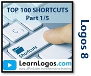 Logos 8 Top 100 Shortcuts, Part 1/5