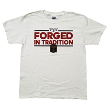 Bethlehem Steel FC Forged in Tradition Short Sleeve Tee (White)