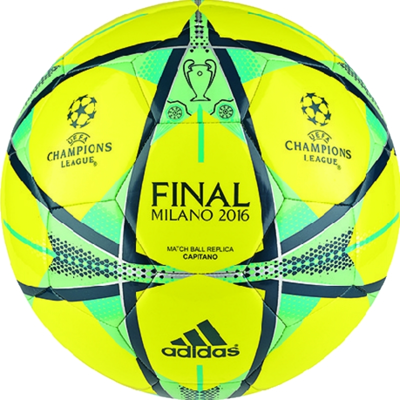 Champions League Final 2016: Champions League Final Milano 2016 Match Ball Replica
